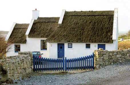 irland ferienhaus am meer claddaghduff cottage irland reisen. Black Bedroom Furniture Sets. Home Design Ideas