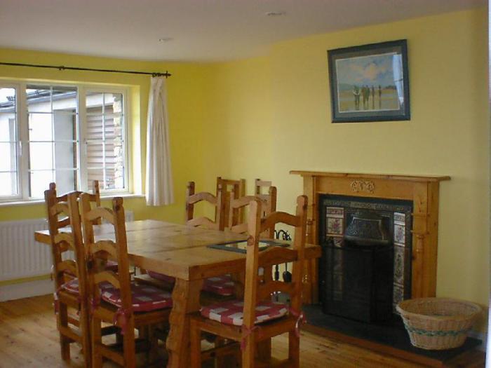 Aotearoa Cottage : Ferienhaus Irland