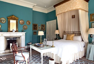 Castle Leslie Estate Bedroom