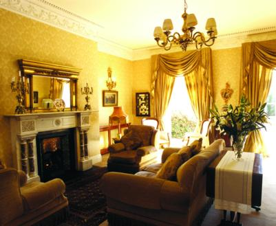 Hayfield Manor Drawing Room
