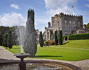 Huntington Castle Schloss Irland