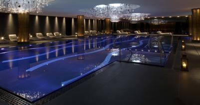 The Europe Hotel Pool