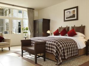 Solis Lough Eske CastleHotel Irland Bedroom
