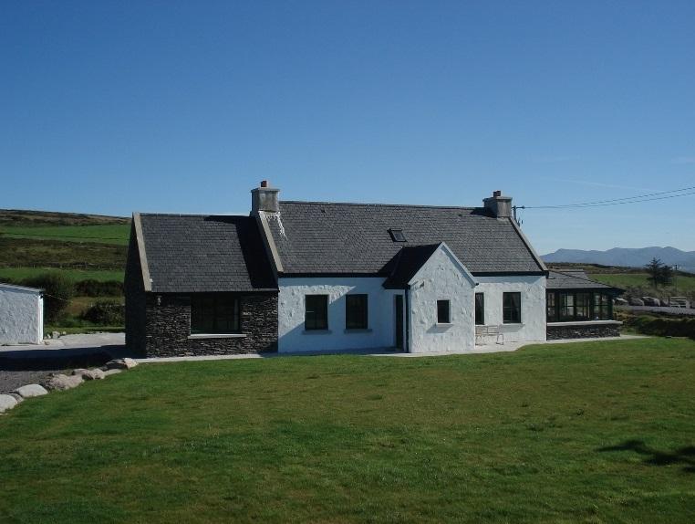irland ferienh user spunkane cottage ferienhaus irland waterville kerry. Black Bedroom Furniture Sets. Home Design Ideas